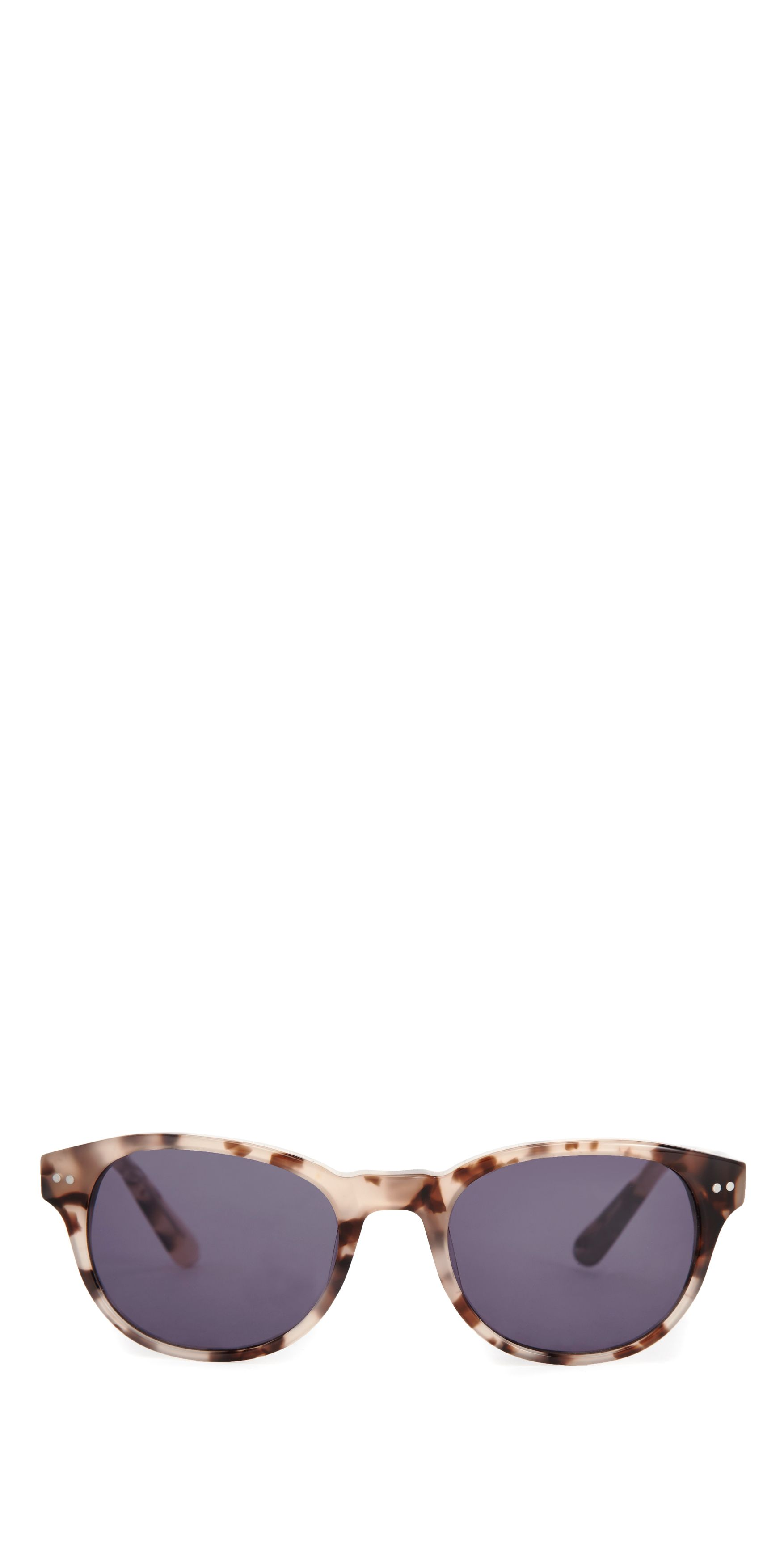 Faye mirrored sunglasses