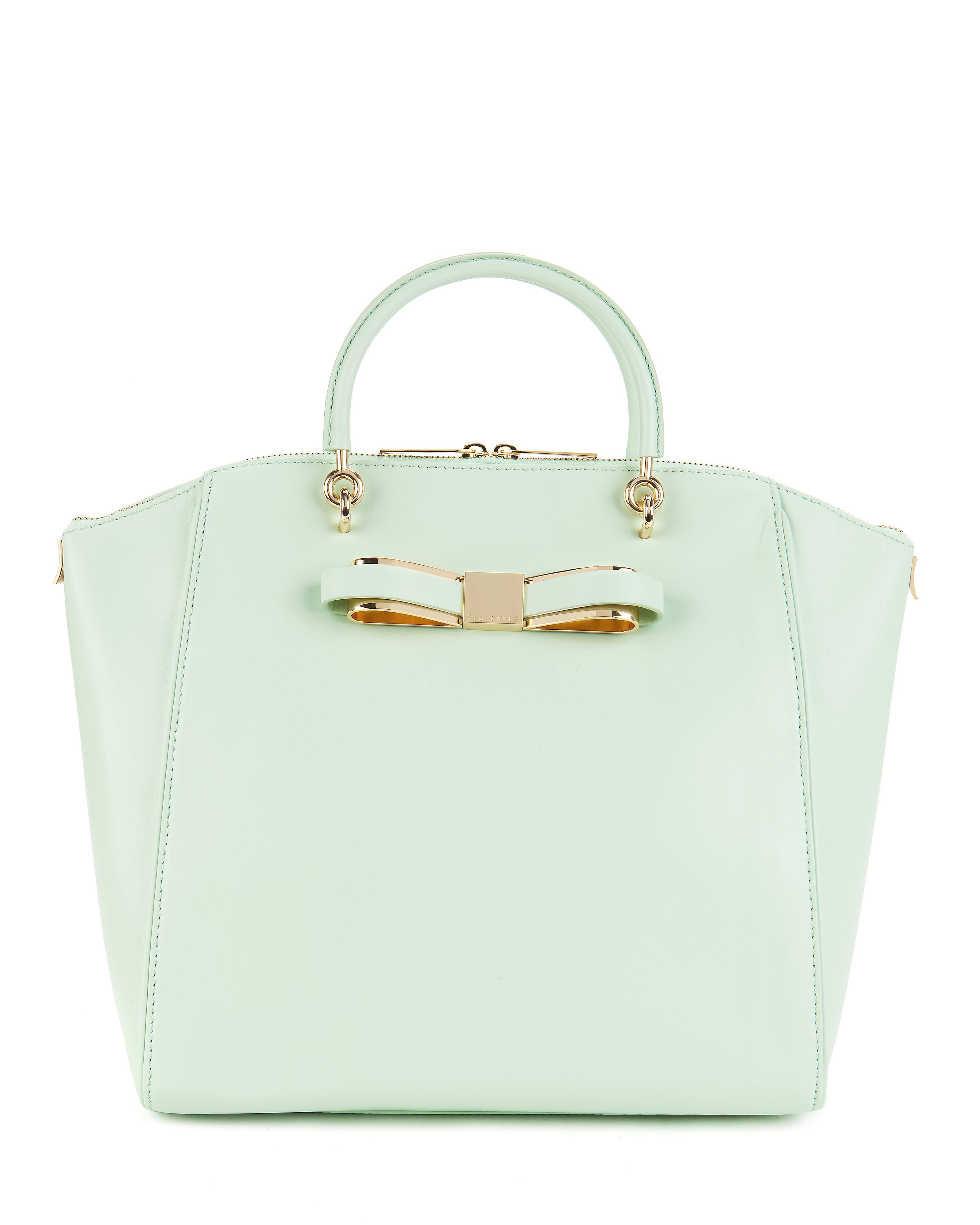 Barrico large bow tote bag
