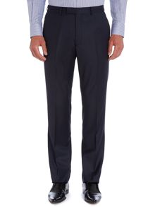 Heath sharkskin flat font trousers
