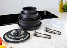 Ingenio induction complete 13 piece pan set