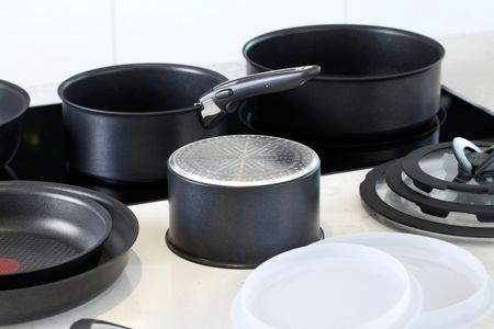 Tefal Ingenio induction complete 13 piece pan set