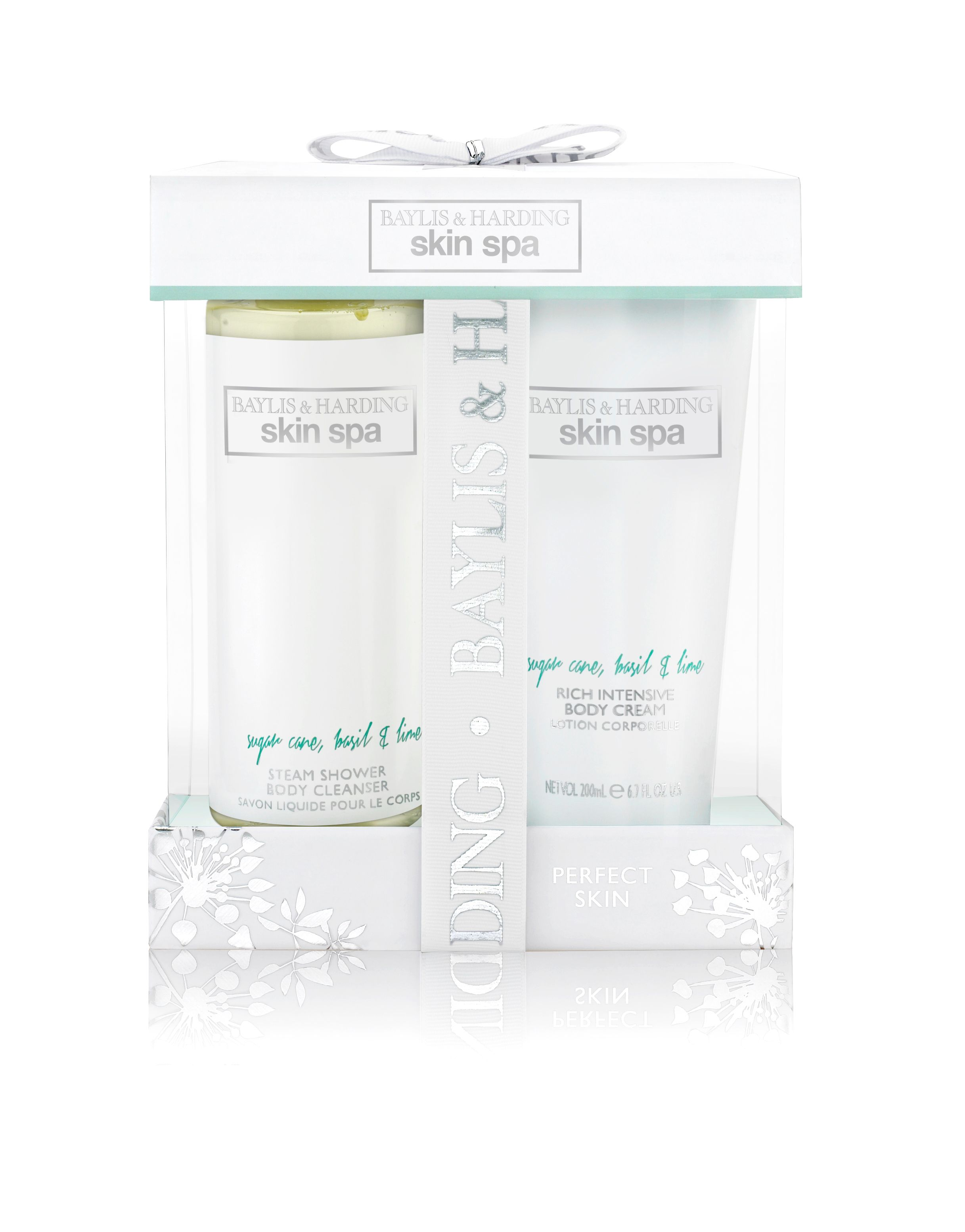 Sugar Cane, Basil & Lime Perfect Skin Duo