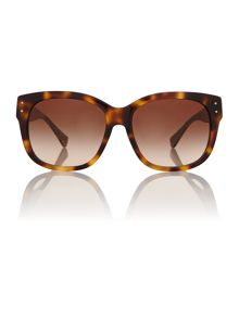 Hc8086 ladies square sunglasses
