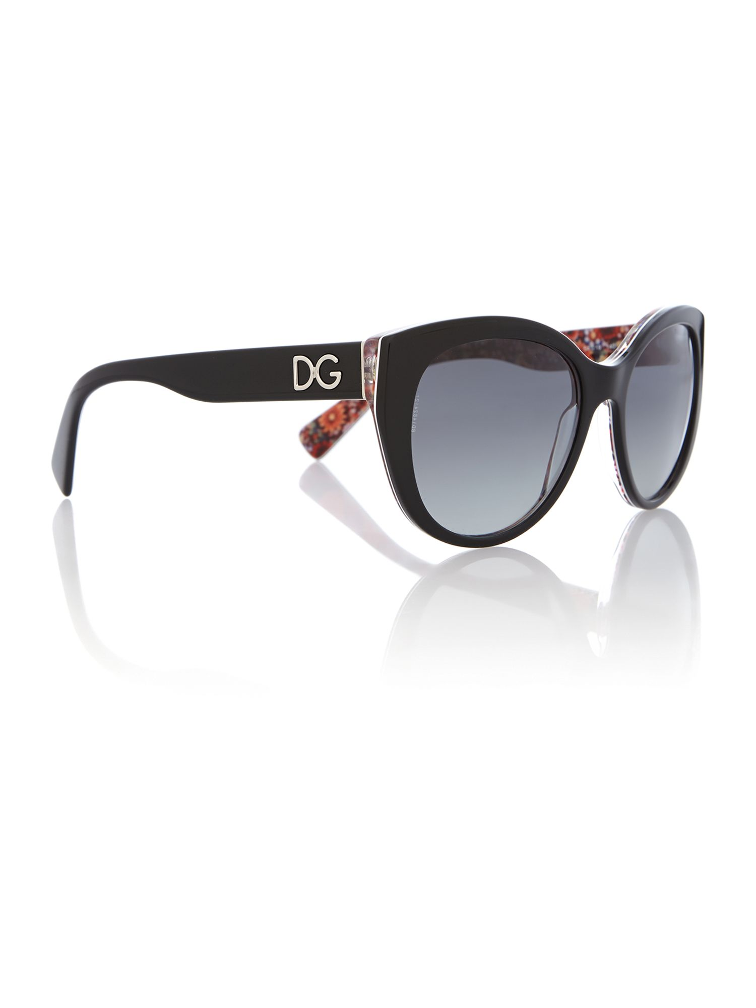 Dg4217 ladies round sunglasses