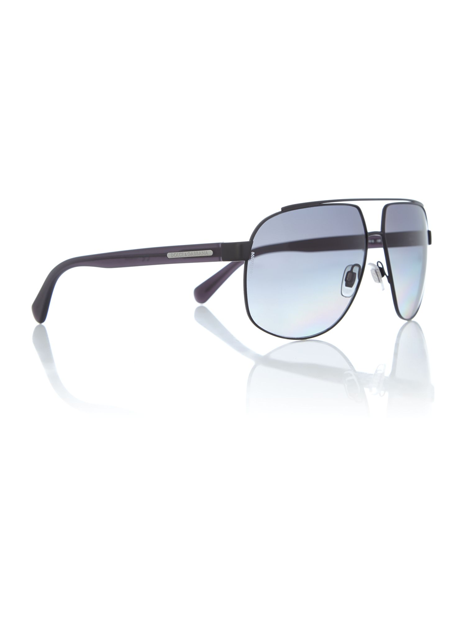 Dg2138 men`s irregular sunglasses