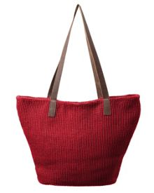 Classic style jute bag