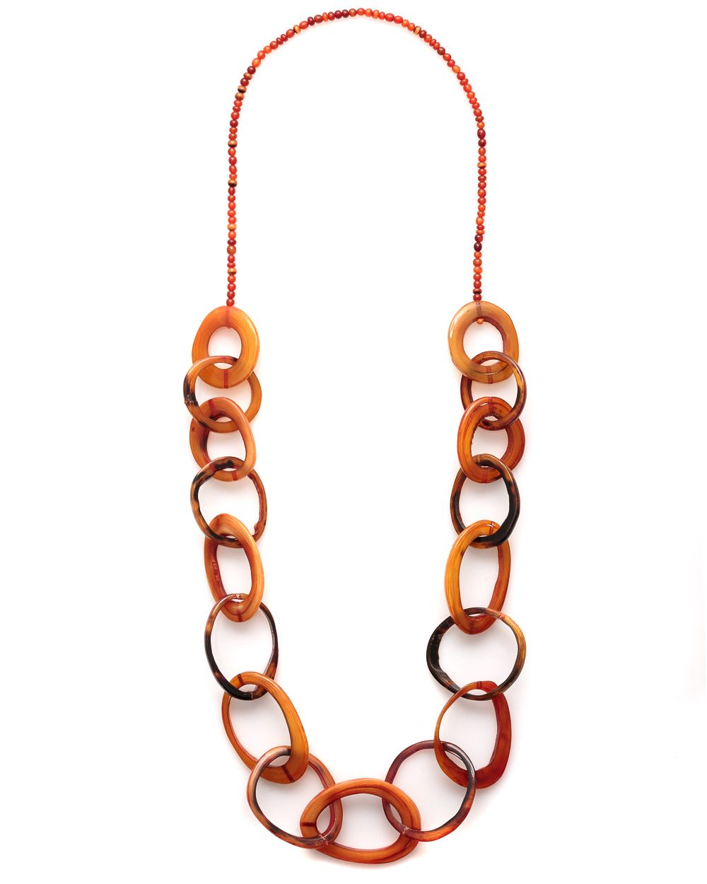 Keeta link necklace
