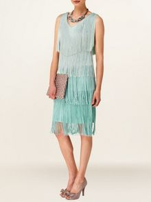 Charlston fringe dress