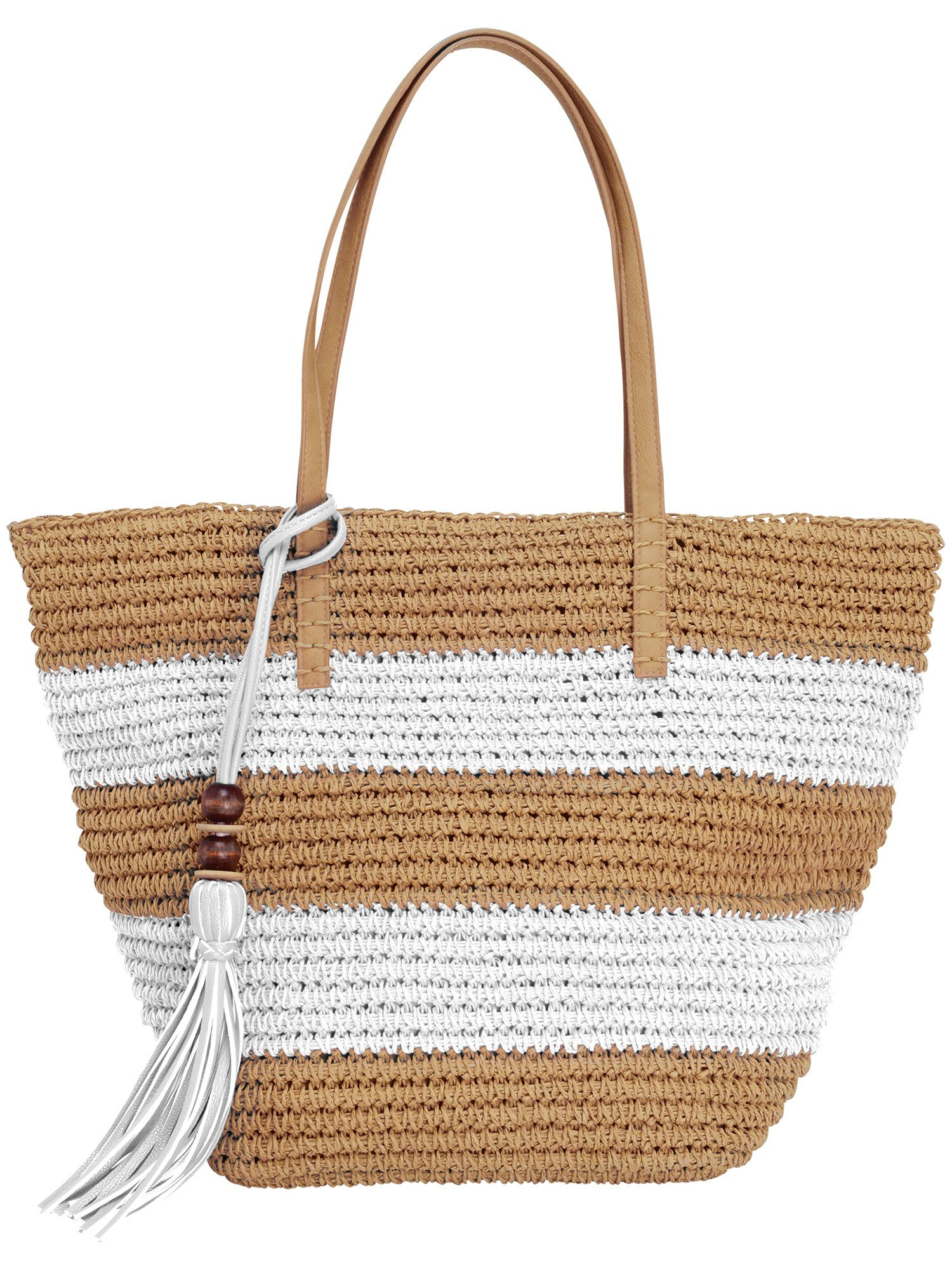 Tassel detail bag