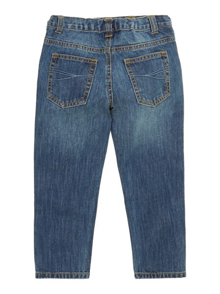 Howick Junior Boys mid wash denim jeans