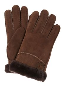Classic bow shorty glove
