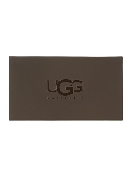 UGG Shearling carter bow headband