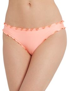 Shimmer mini hipster bikini brief
