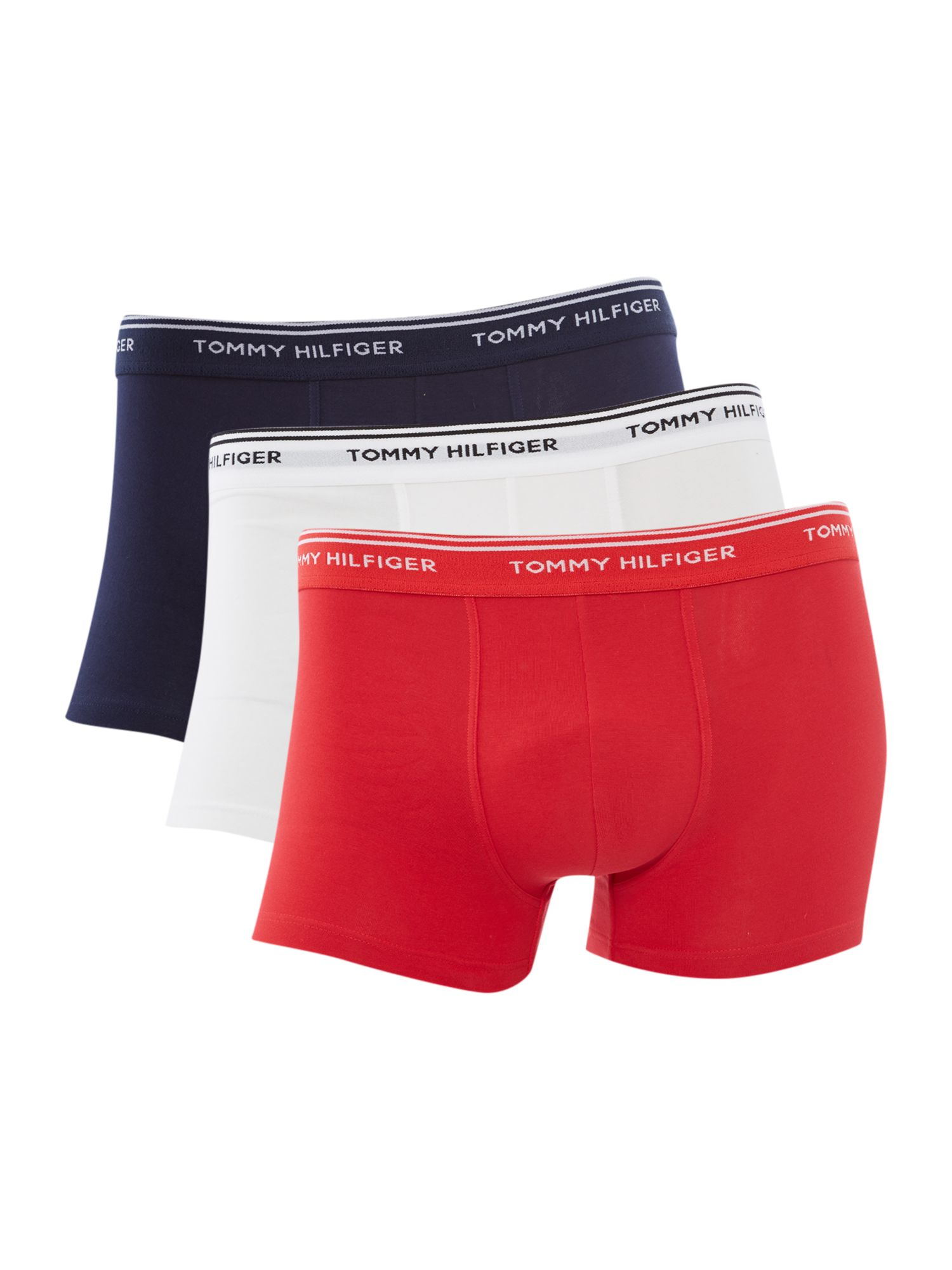3 pack classic stretch trunk