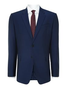Paul Smith London Byard Slim Fit Wool Mohair Solid Two-Piece Suit