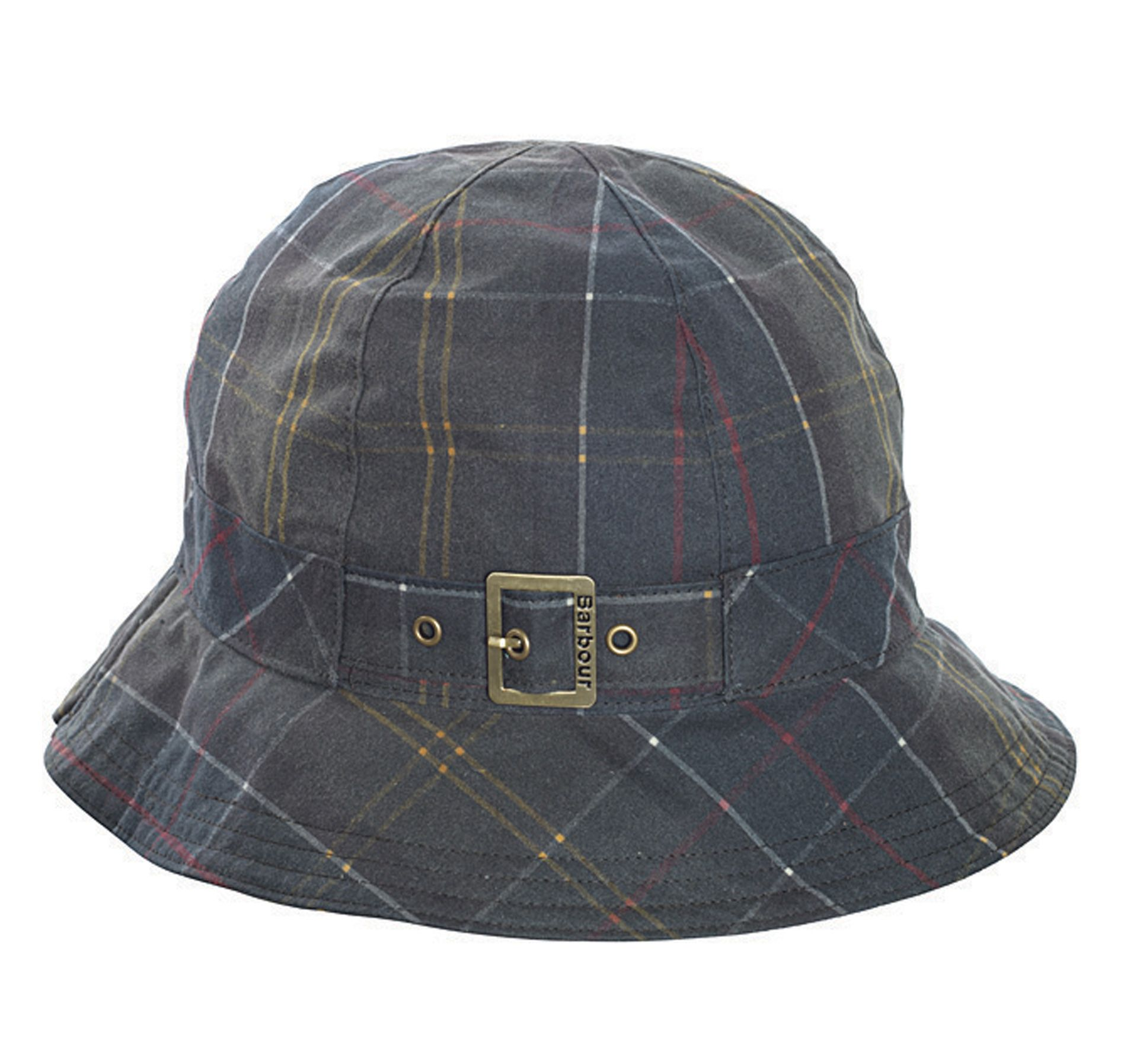 Classic wax trench hat
