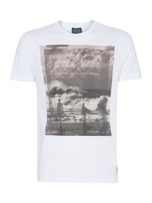 Stormy graphic t-shirt