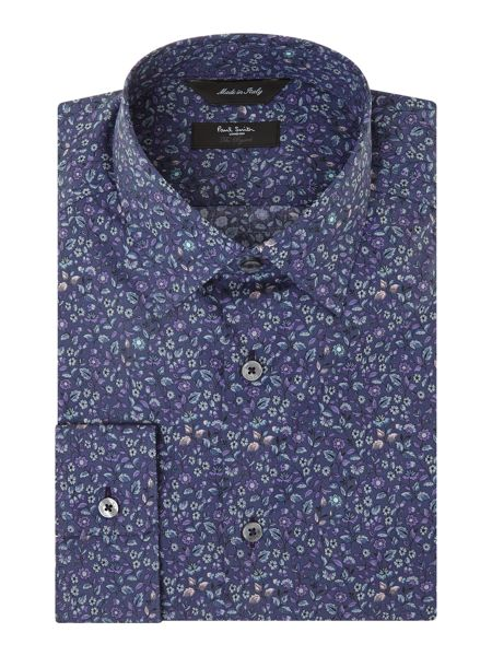 Paul Smith London Slim fit ditsy floral shirt