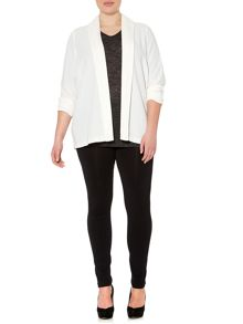 Juna Rose Long sleeve tuxedo jacket