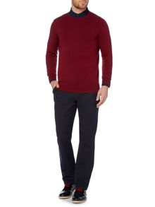 Machine Washable Merino Crew Neck Jumper