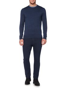 Linea Machine Washable Merino Crew Neck Jumper