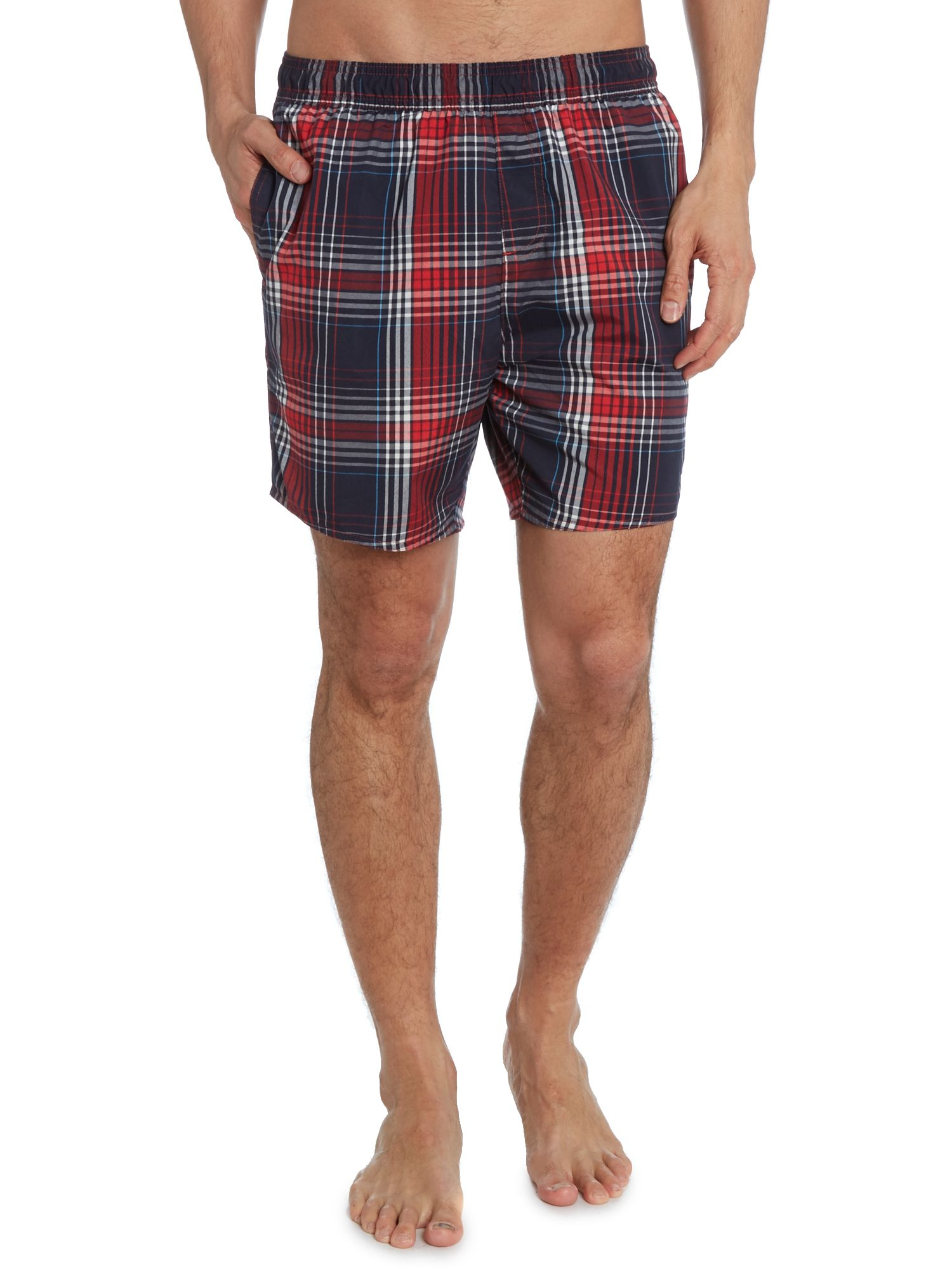 Check swim short