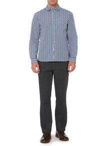 Howick Alton check trousers
