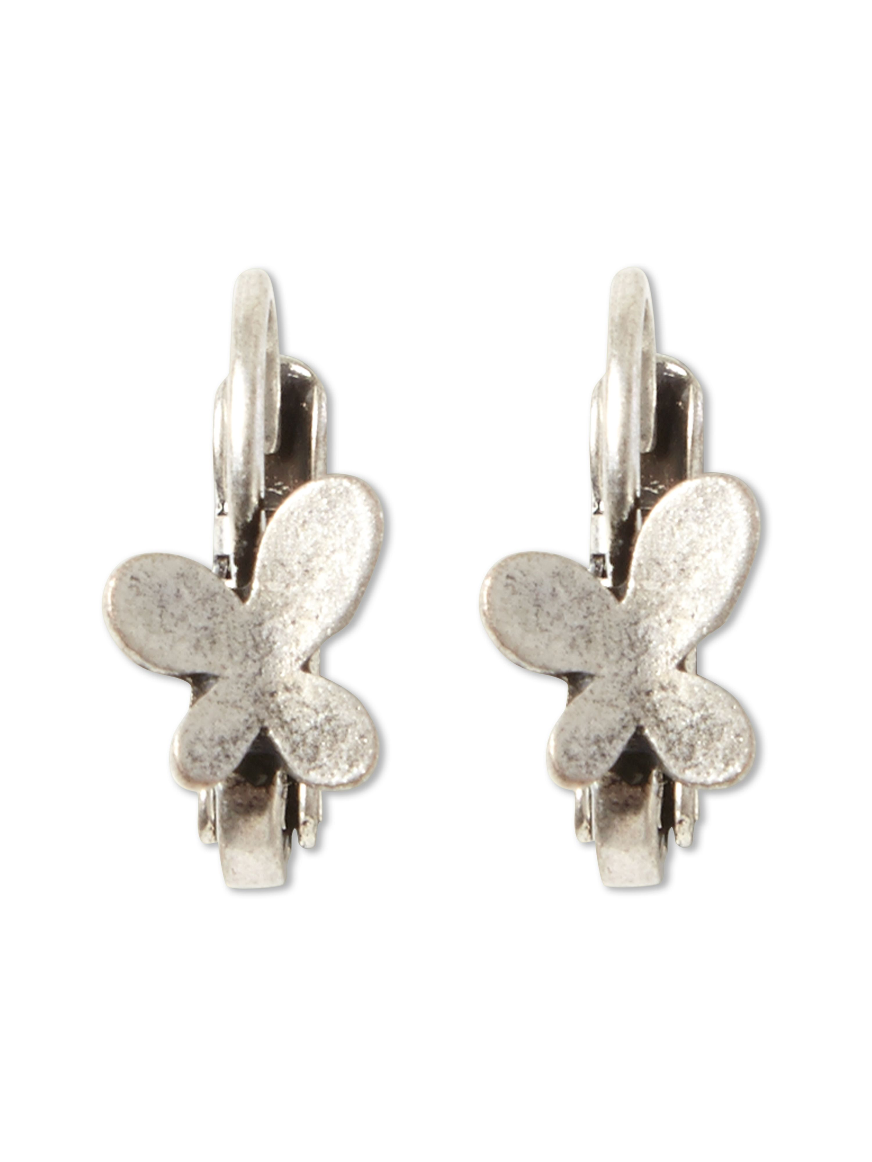 Bonnie butterfly drop earring
