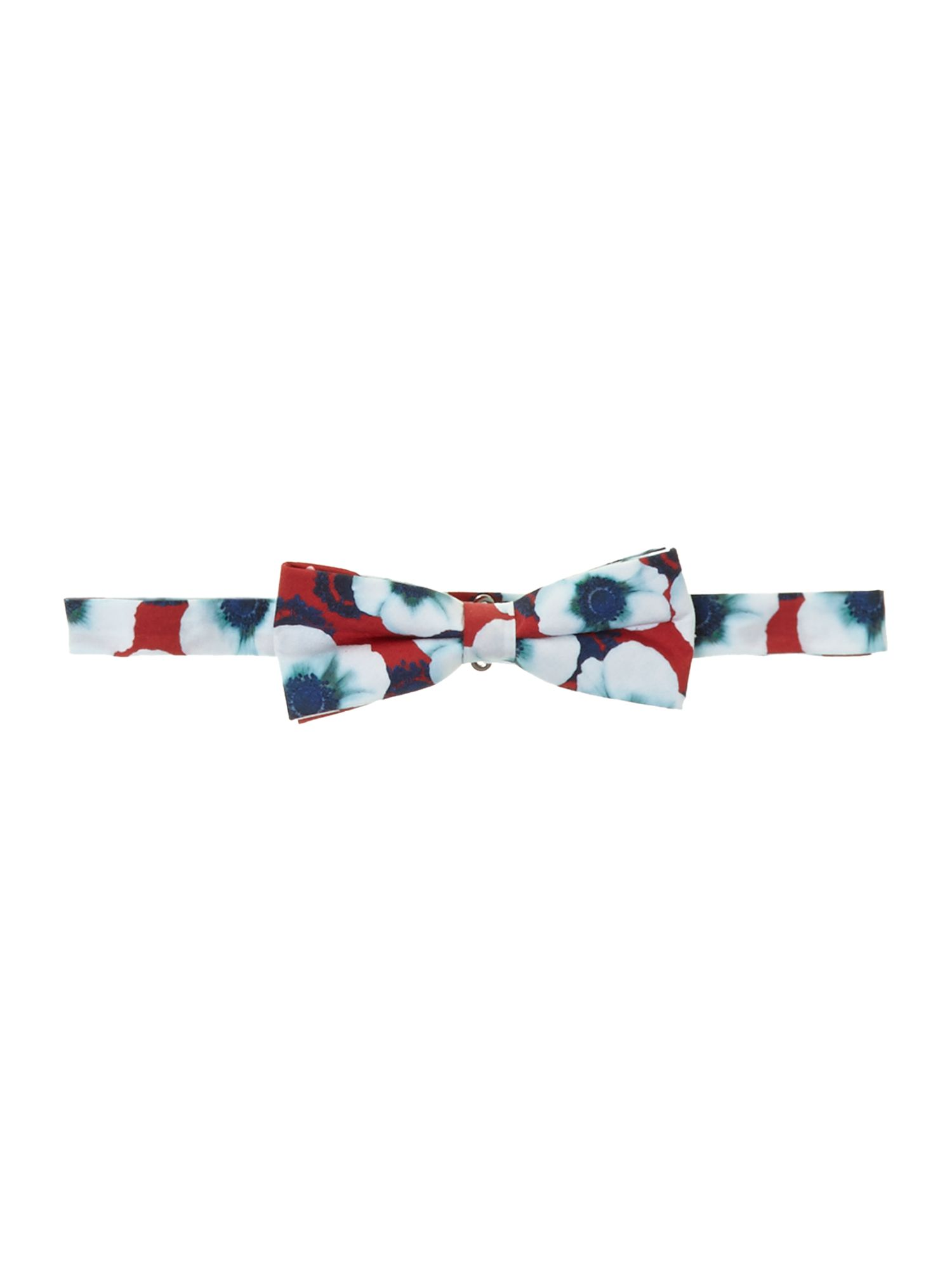 Dallas big flower bowtie