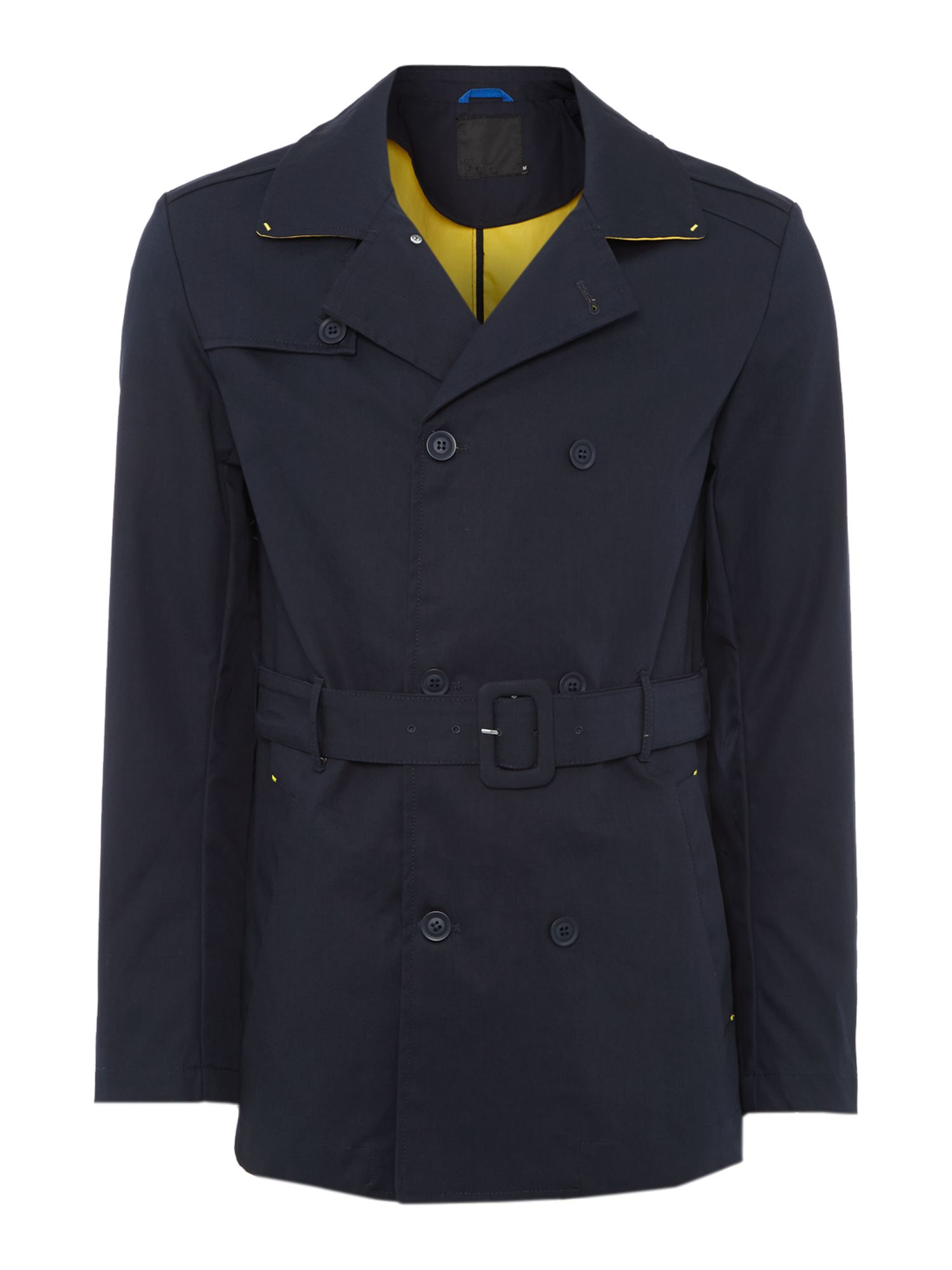 Gus formal trench coat