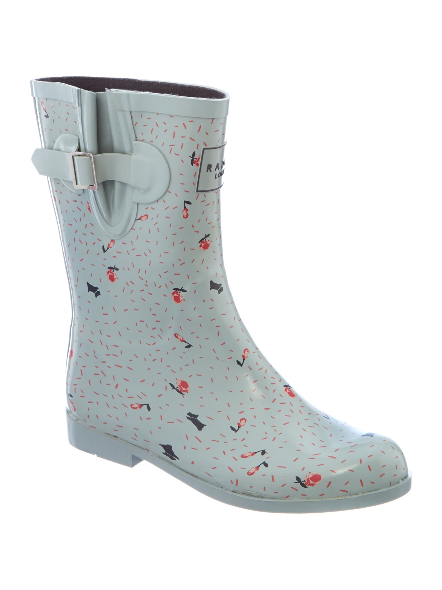 Emerson short wellington boots