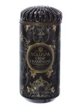 Voluspa Crisp Champagne 15oz Ceramic Candle
