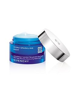 Hydra Sparkling Night Repair Mask & Cream