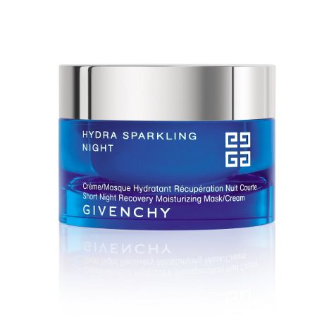 Givenchy Hydra Sparkling Night Repair Mask & Cream