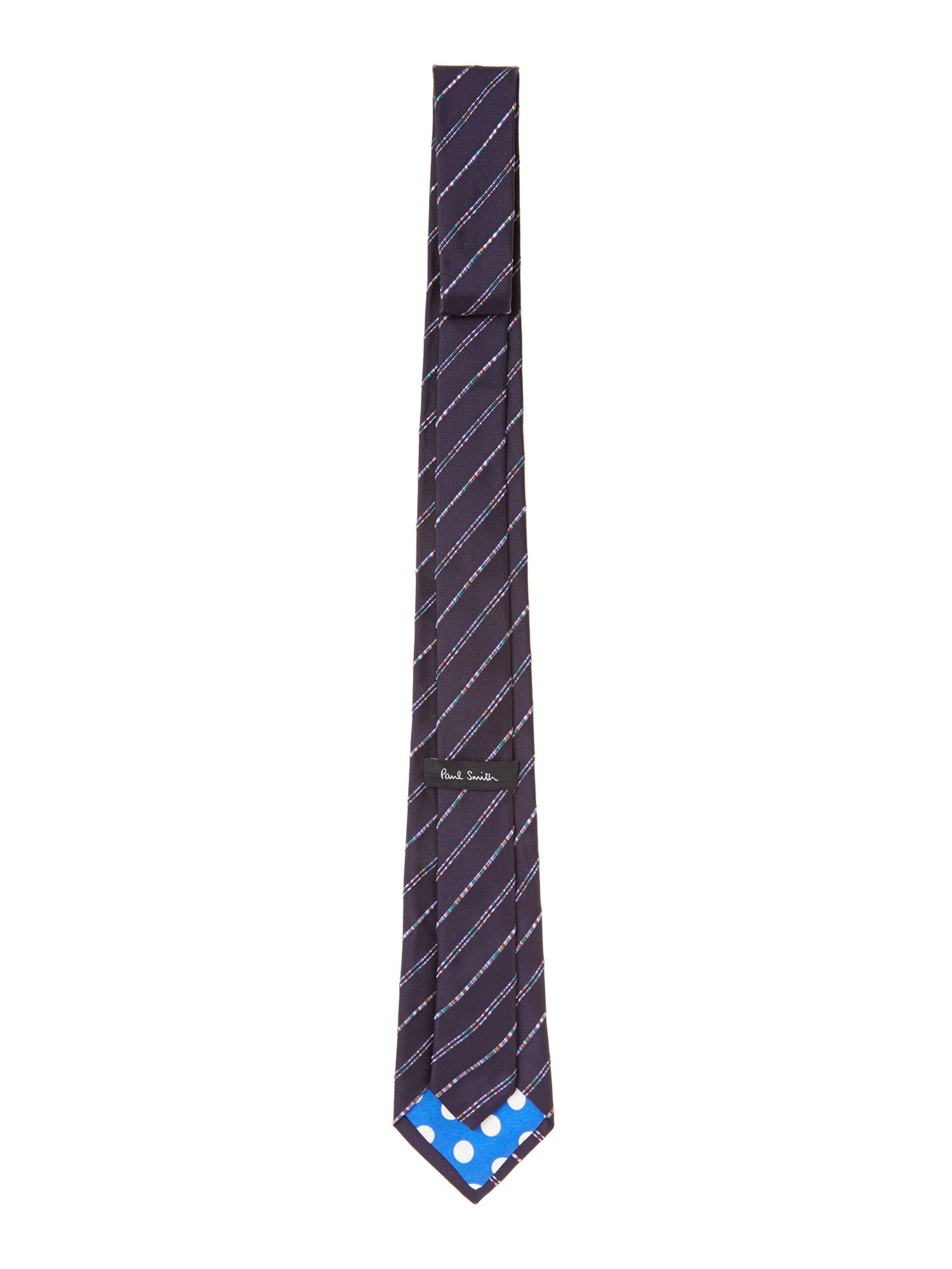 Regular Paul Smith stripe tie
