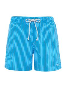 Stripe swim short