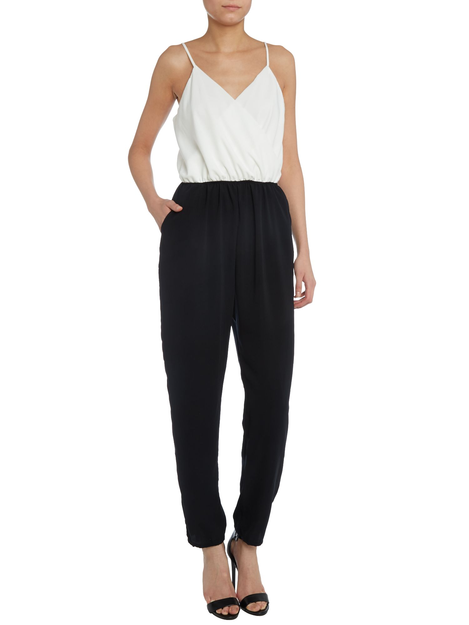 Cami top jumpsuit
