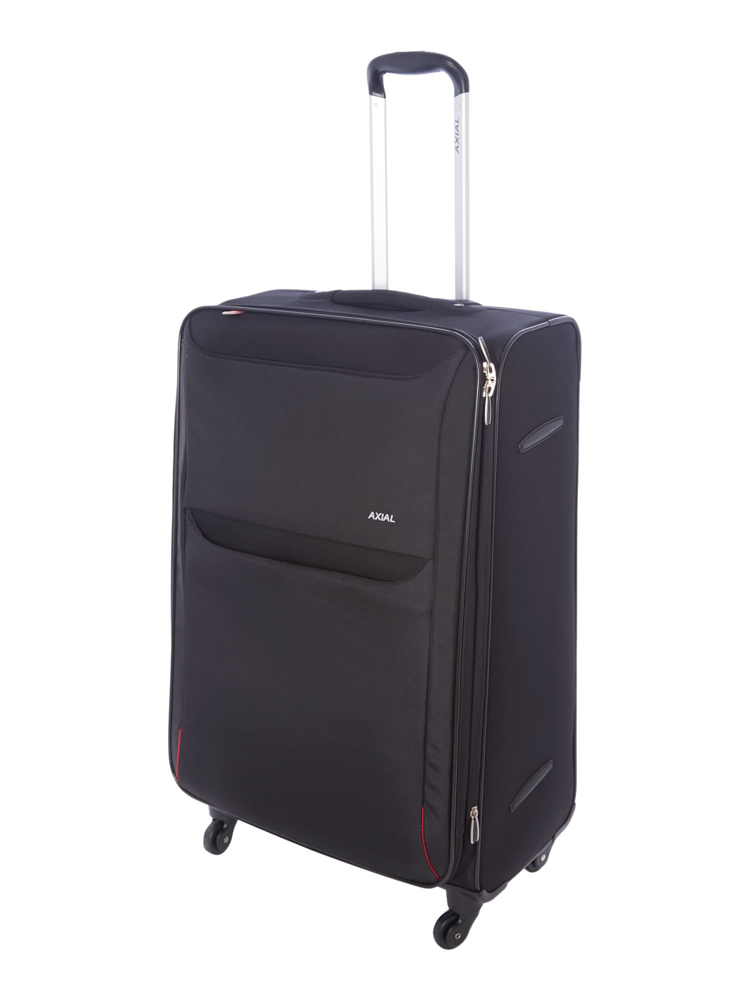 Axial 350 black 4 wheel soft large case