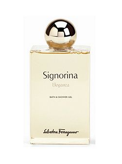 Signorina Eleganza Bath & Shower Gel 200ml