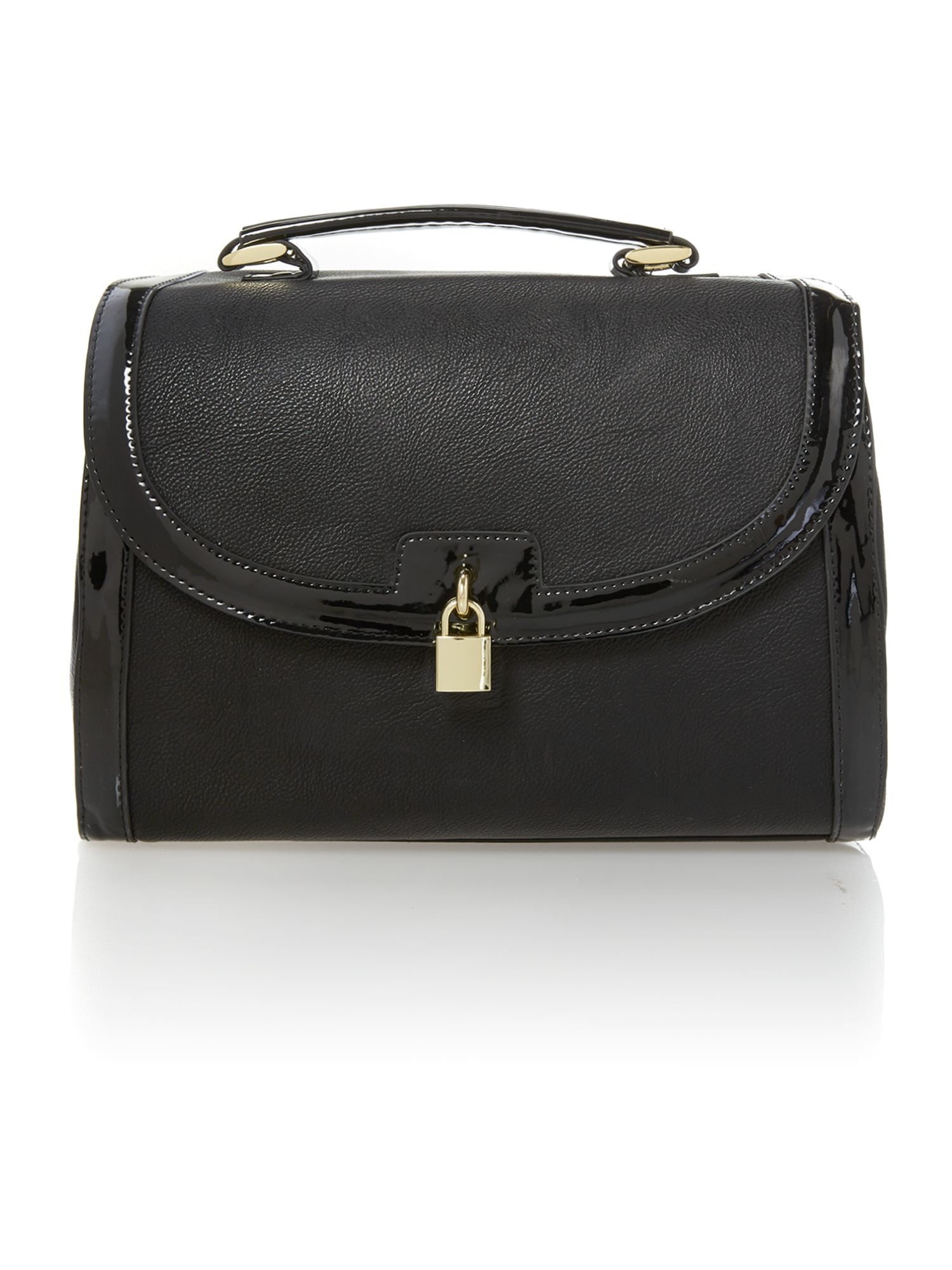 Emily top handle handbag