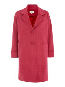 Linea Helene oversized coat