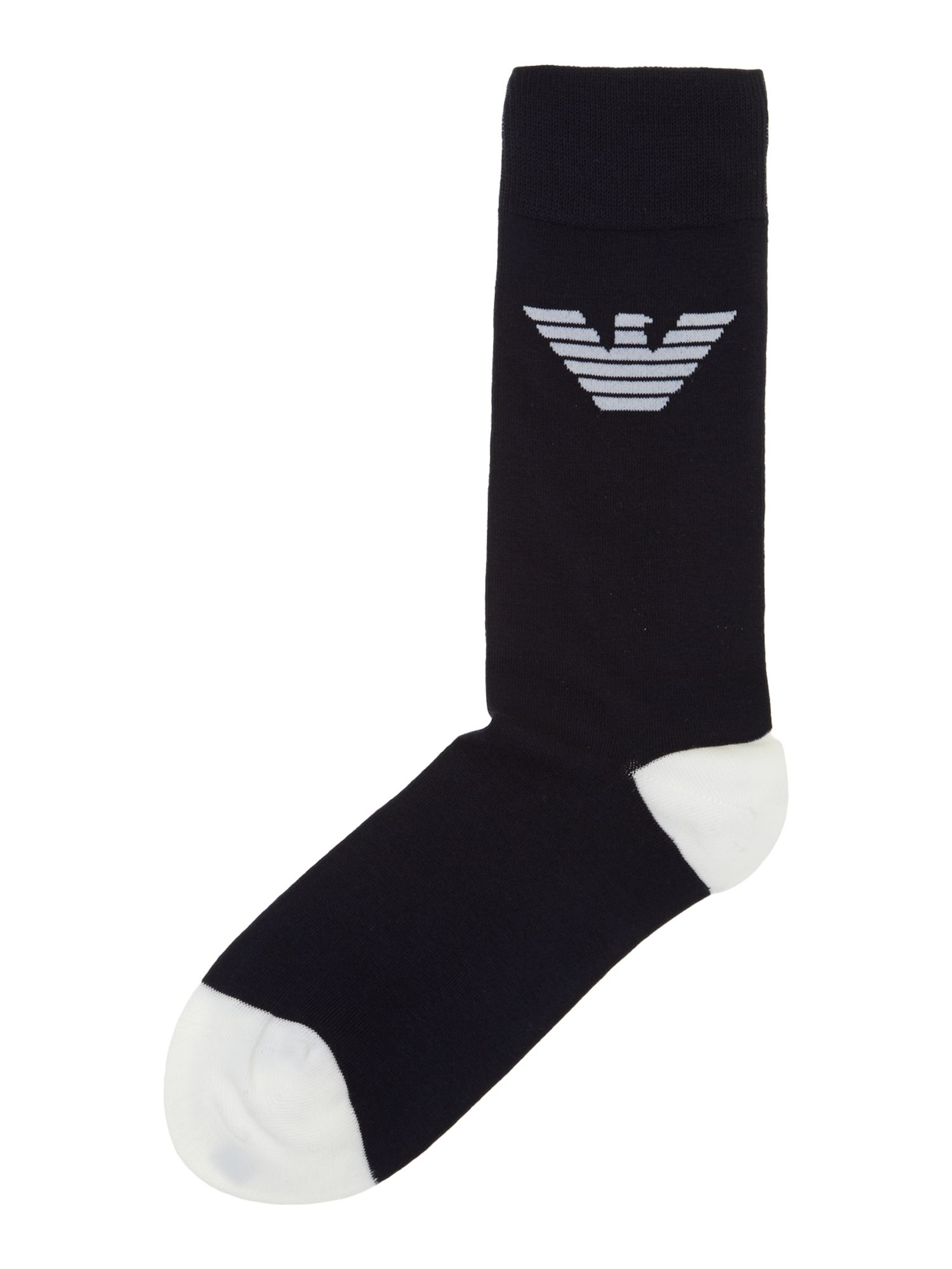 3 pack eagle logo sock