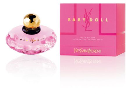 Yves Saint Laurent Paris Babydoll Eau de Toilette 50ml