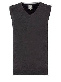 Machine Washable Merino Tank Knit