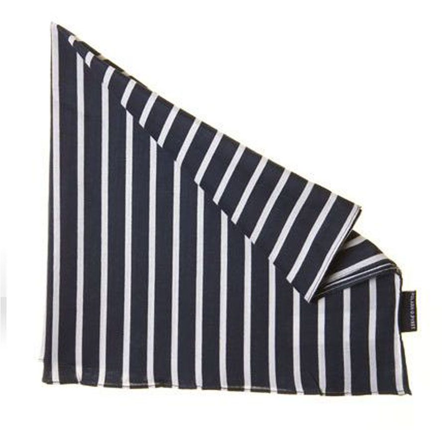 Ki`ds striped bib bandana