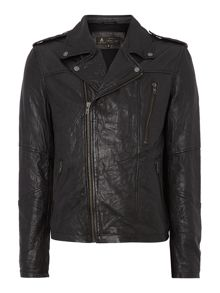 Harris Biker Leather Jacket