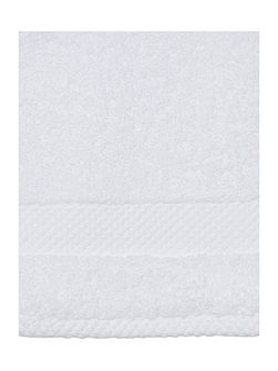 Egyptian Cotton Face Cloth in White
