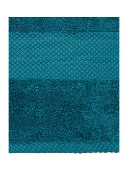 Egyptian Cotton Bath Towel in Cerulean