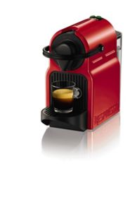 Nespresso Inissia ruby red XN100540