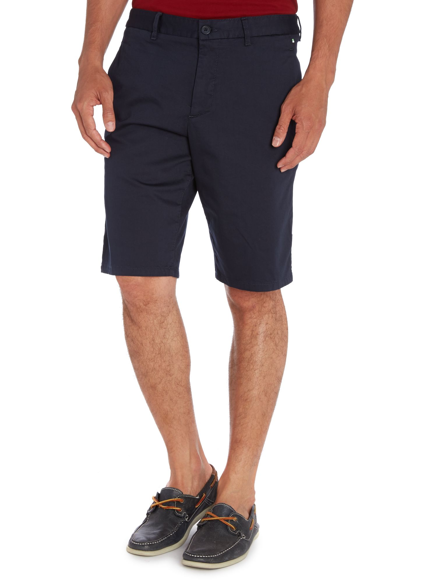 Two pocket chino shorts